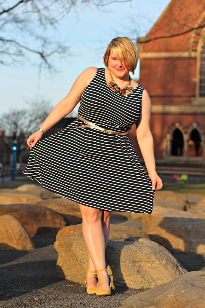 Colette Moneta dress: Cashmerette