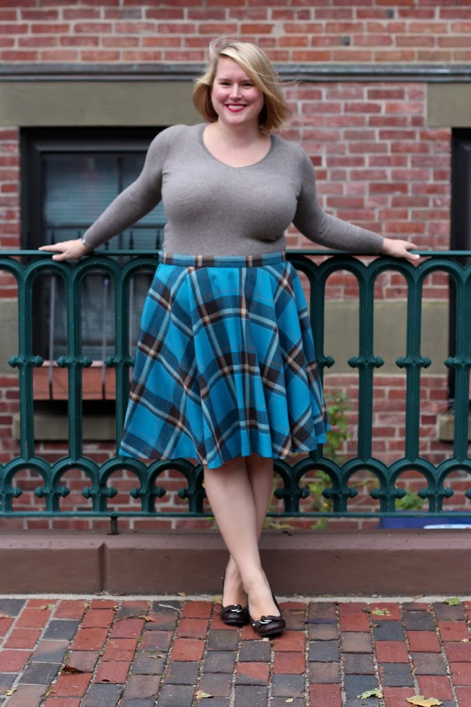 b42a218da1fd Funnily enough I've never actually made a circle skirt before, despite the  fact it's many people's first garment. They are indeed easy to make, ...