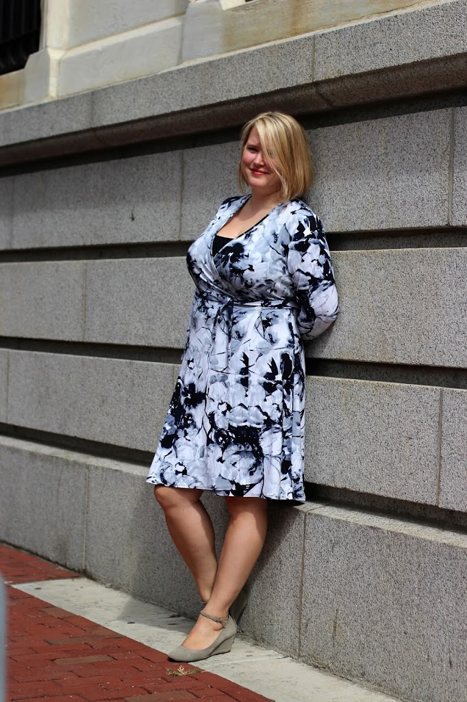 What I need is another wrap dress | Cashmerette