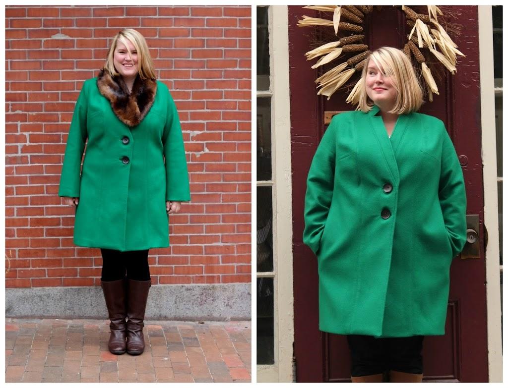 Simplicity 1759 coat