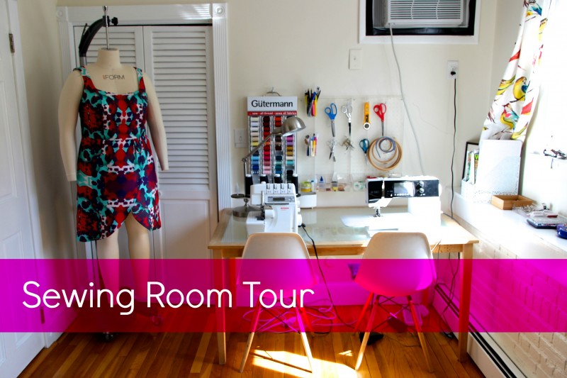 Sewing Room Tour