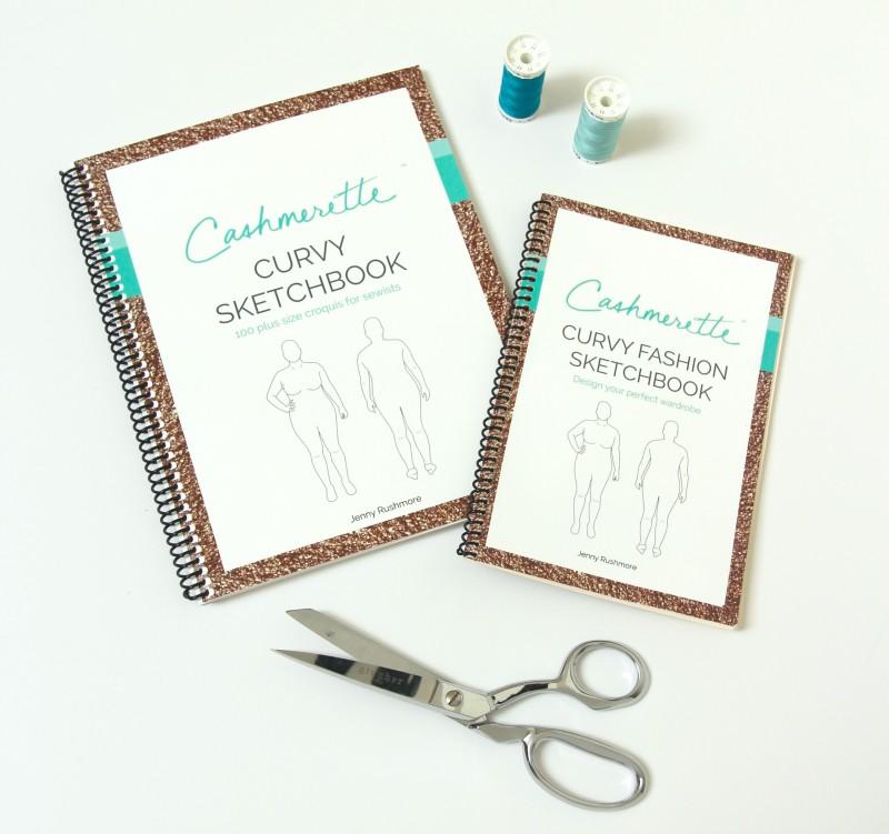 Cashmerette Curvy Sketchbooks