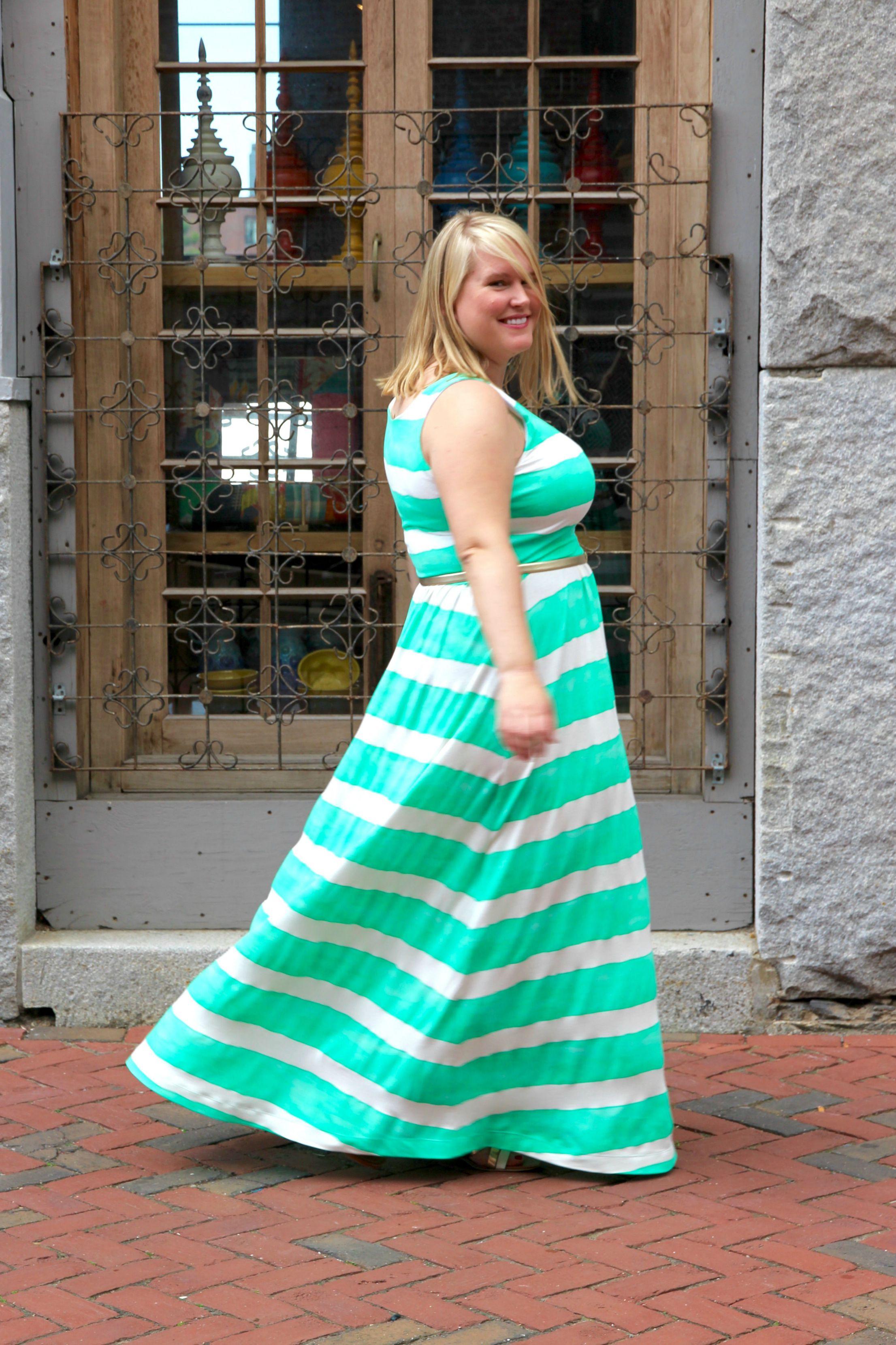 Colette Moneta maxi dress