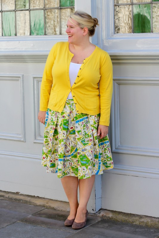 Butterick B5929 skirt