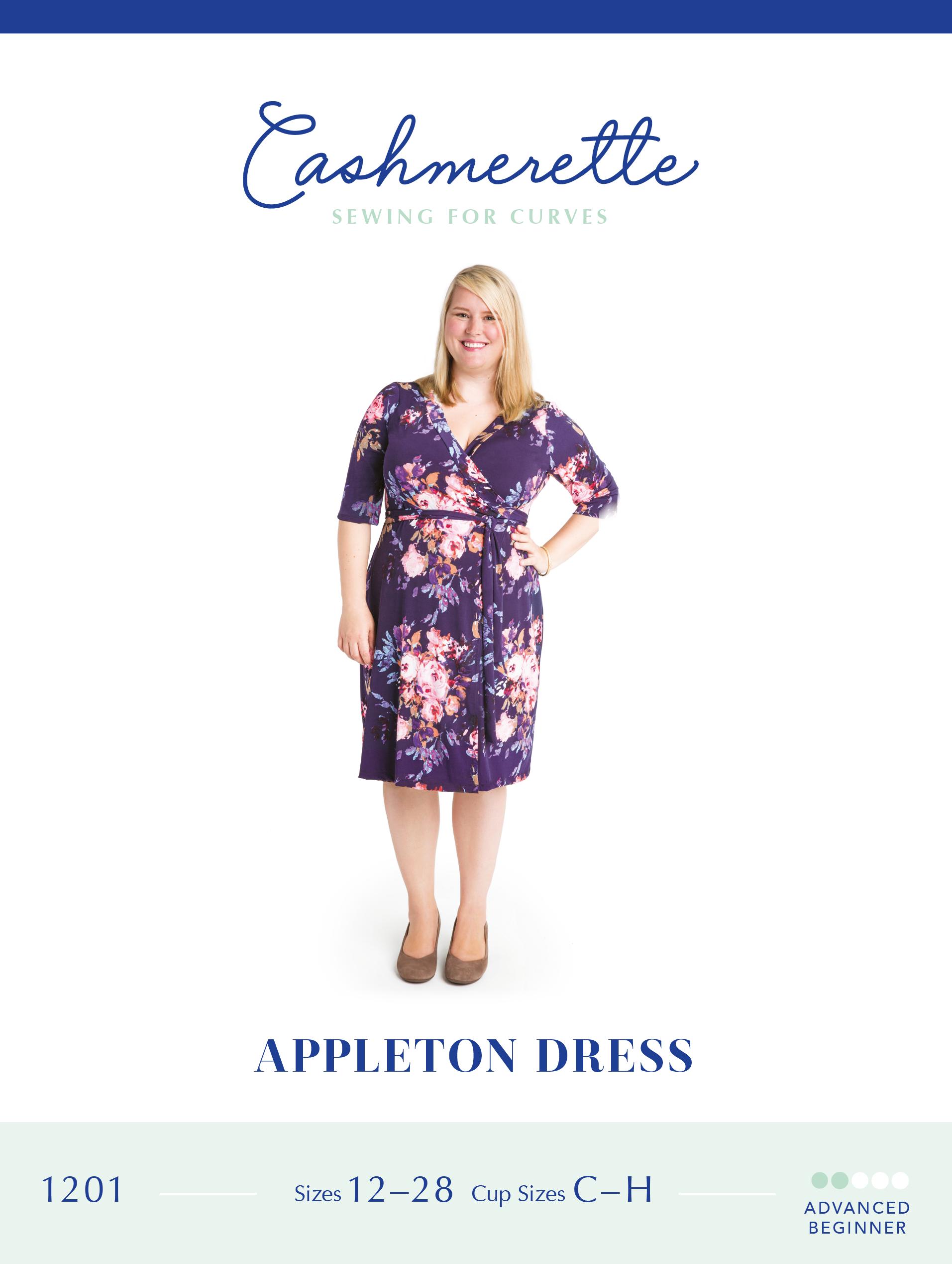 Cashmerette Patterns: designed for curves