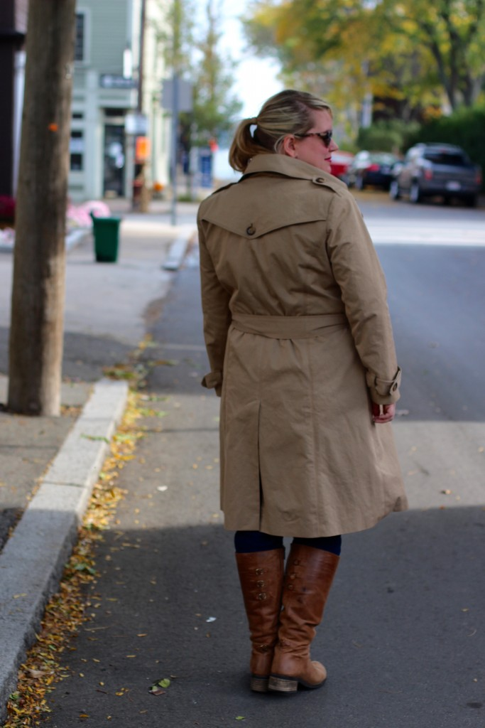 McCall's M5525 Trenchcoat / Cashmerette