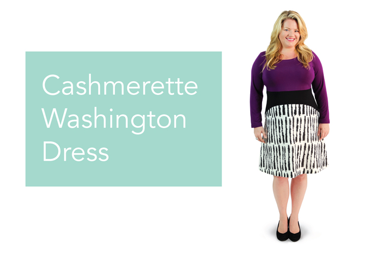 Cashmerette Washington Dress