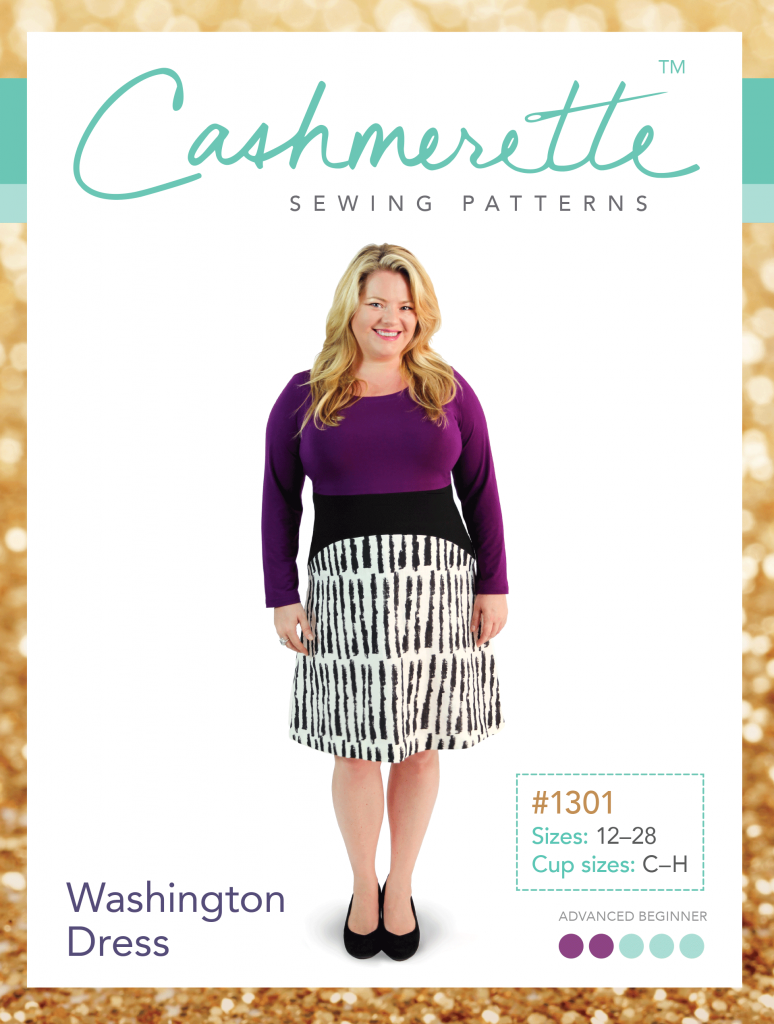 Cashmerette Patterns Washington Dress