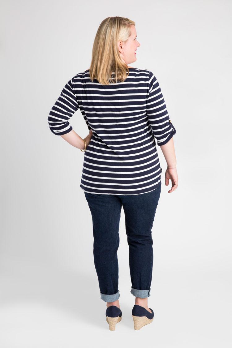Cashmerette Concord T-Shirt