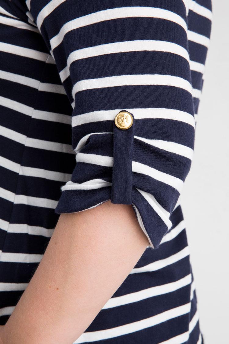 Cashmerette Concord T-Shirt Sleeve