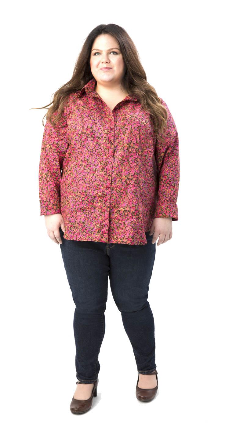 Cashmerette Harrison Shirt
