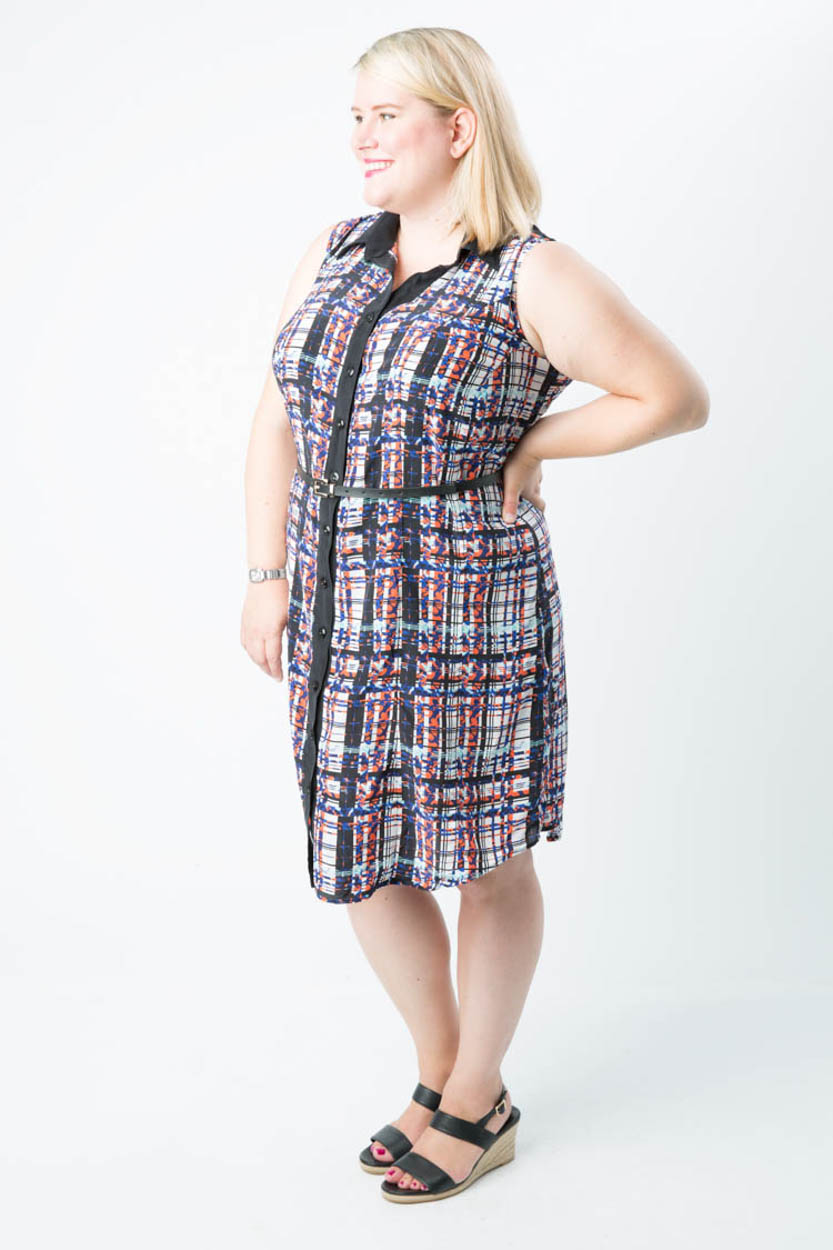 Harrison Shirtdress