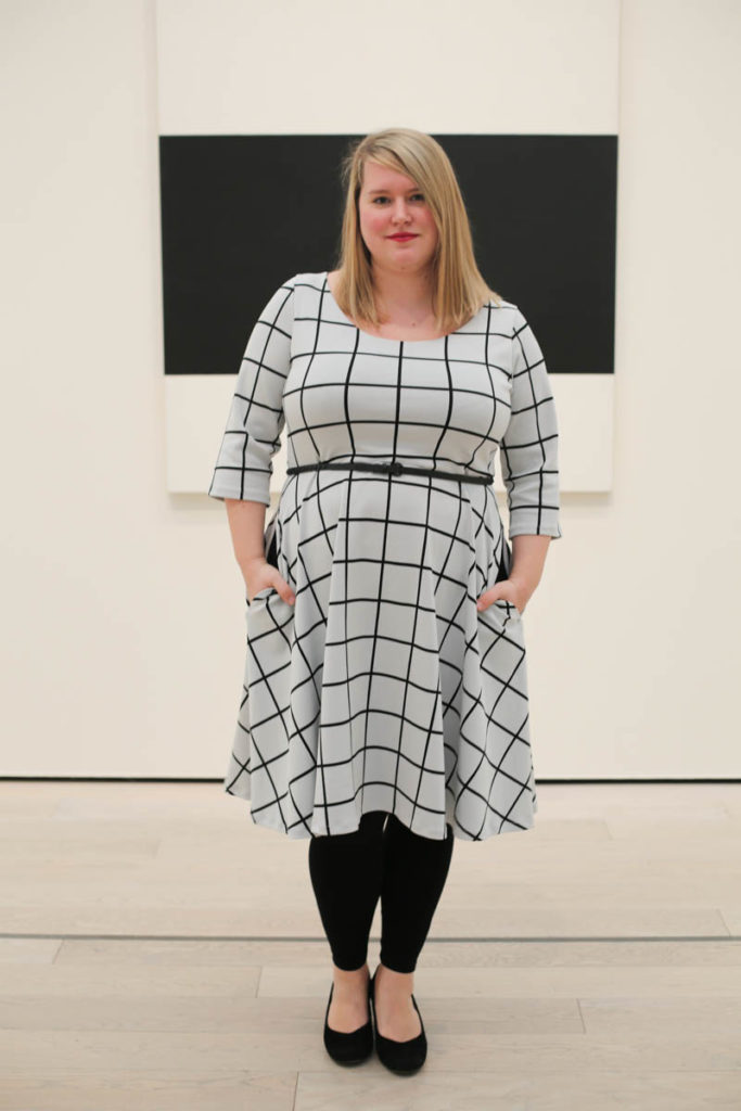 Turner Dress with pockets