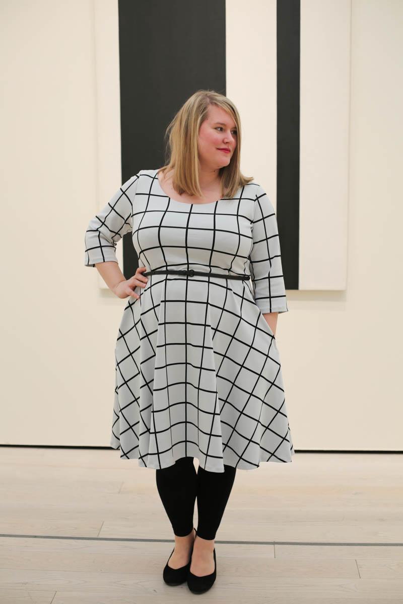 Turner Dress with pockets