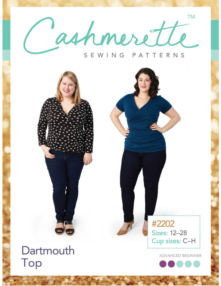 Cashmerette Dartmouth Top
