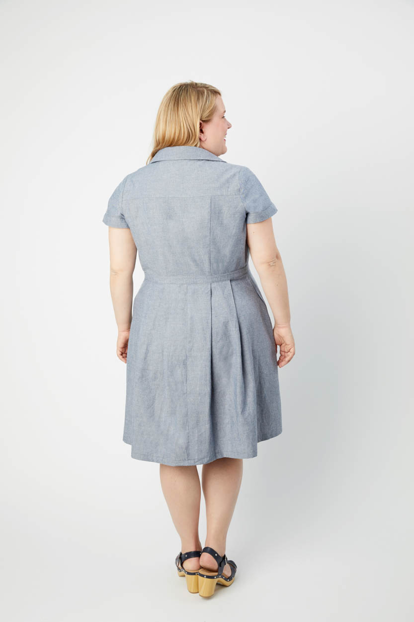 Cashmerette Montgomery Shirtdress