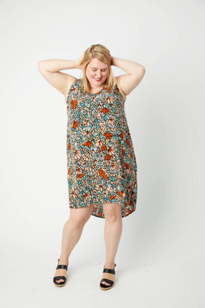 Cashmerette Webster Top & Dress