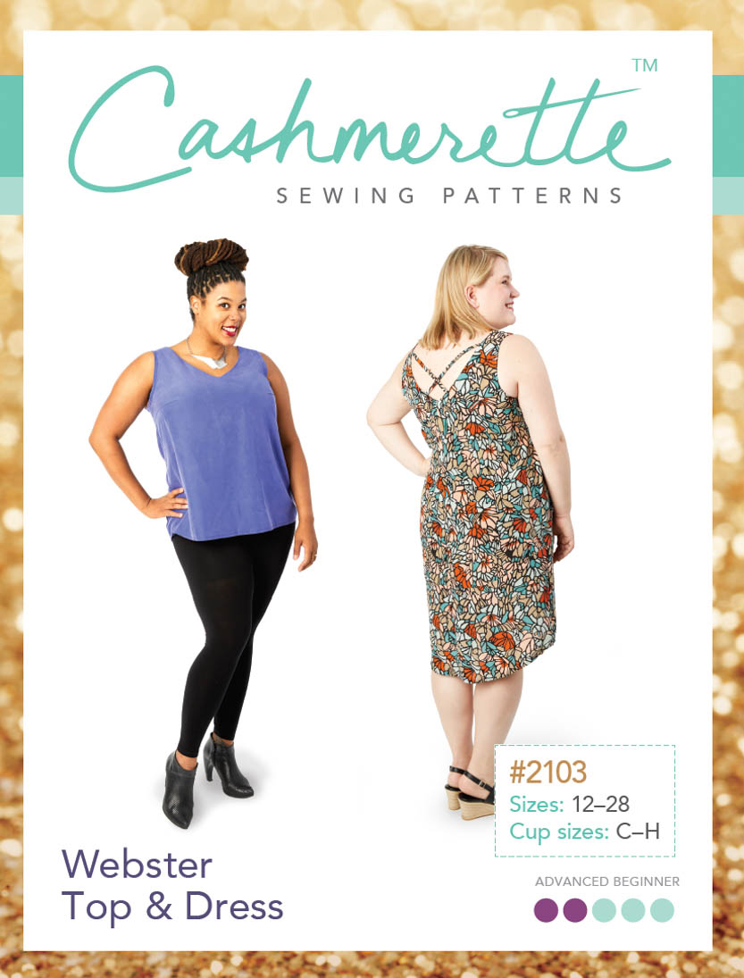 Cashmerette Webster Top & Dress