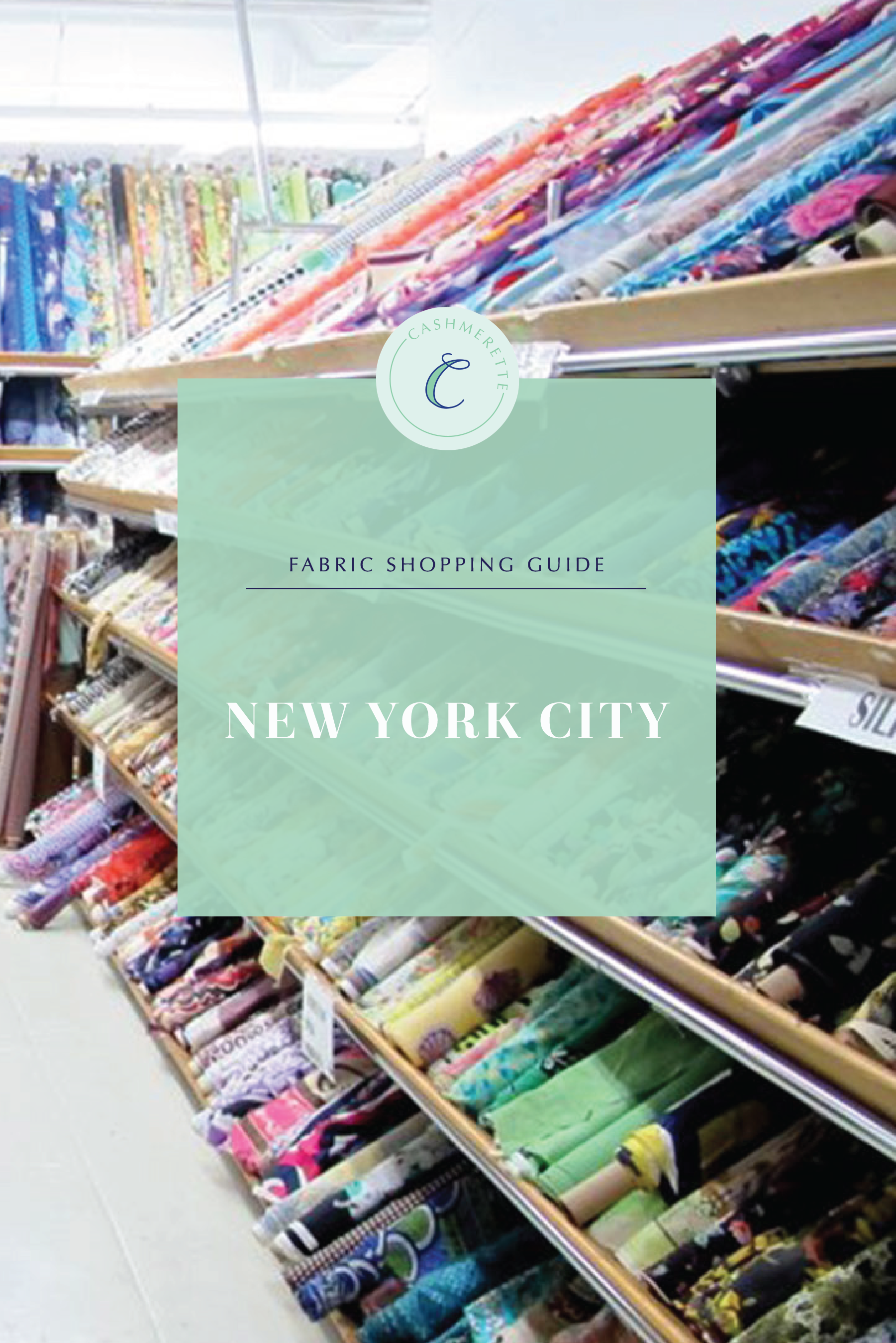 How to plan a trip to the NYC garment district | Cashmerette
