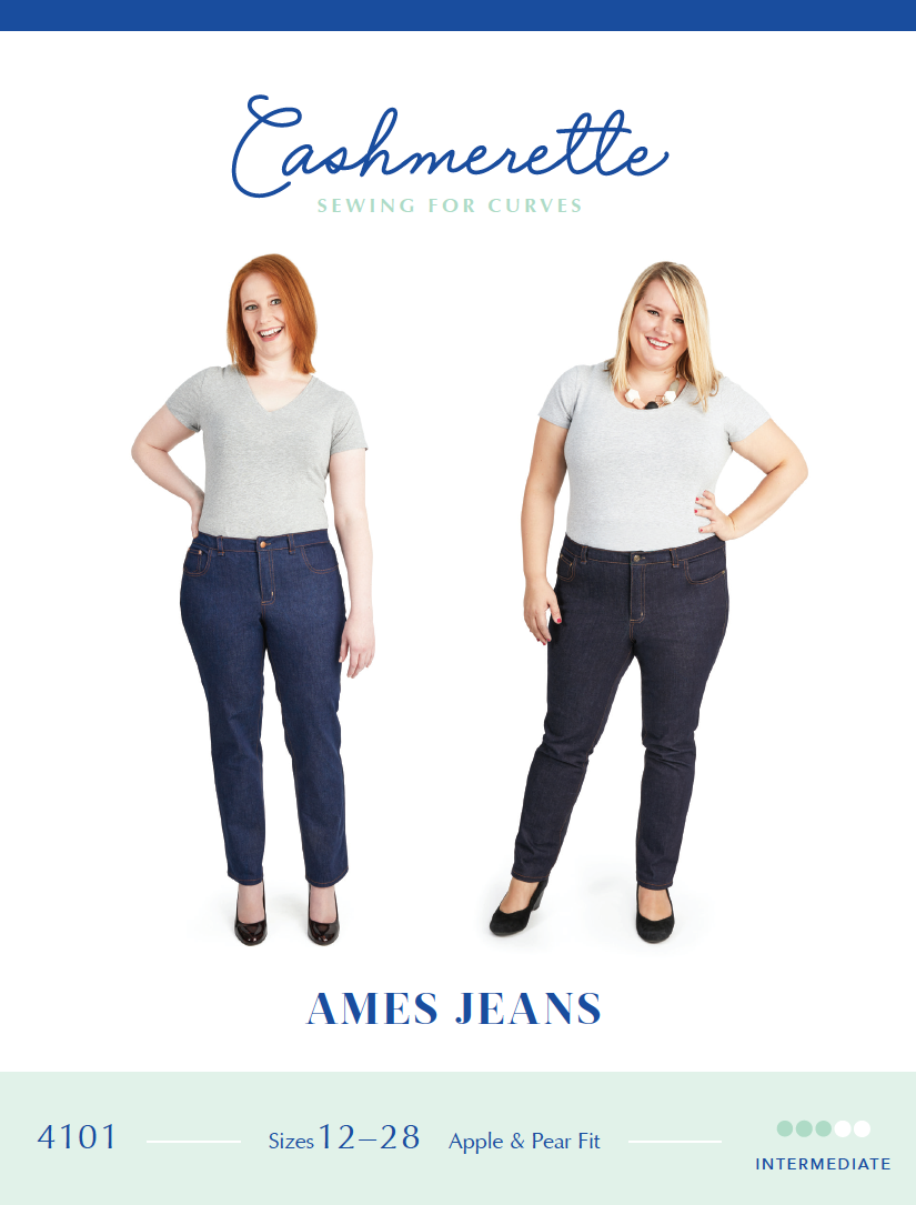 jeans sewing pattern