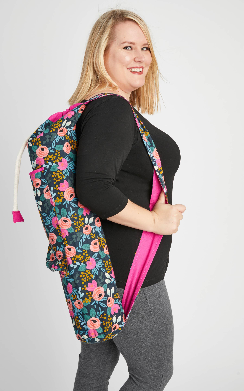 Cashmerette Shawmut Bag