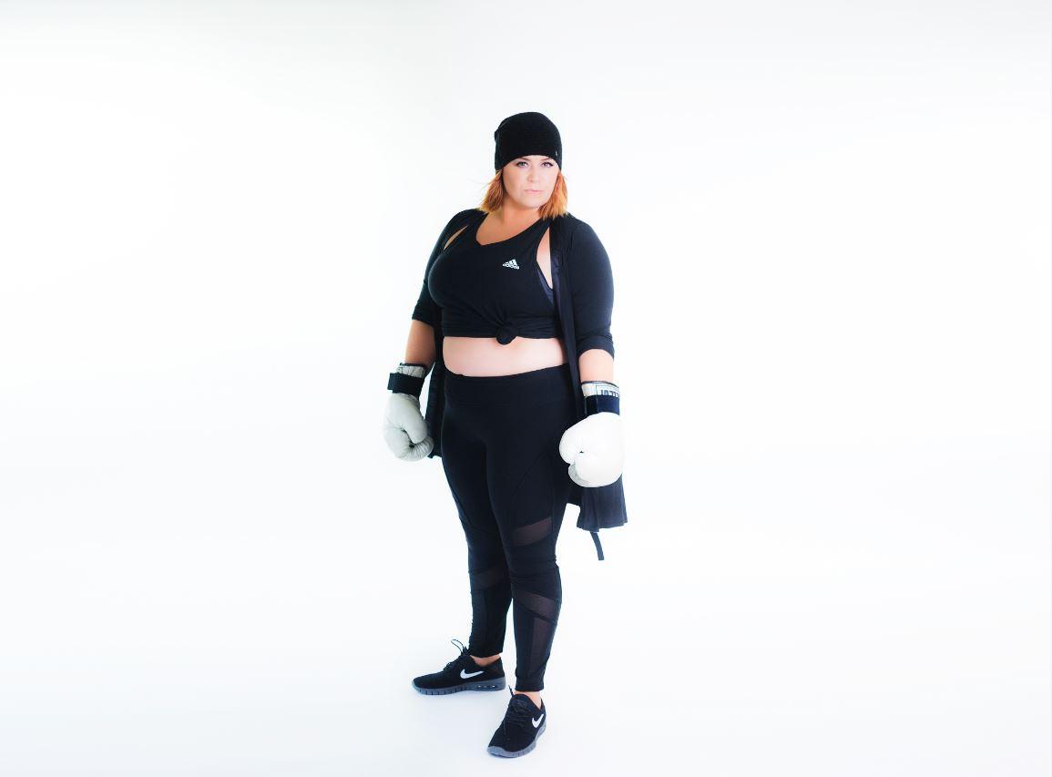 plus size activewear inspiration