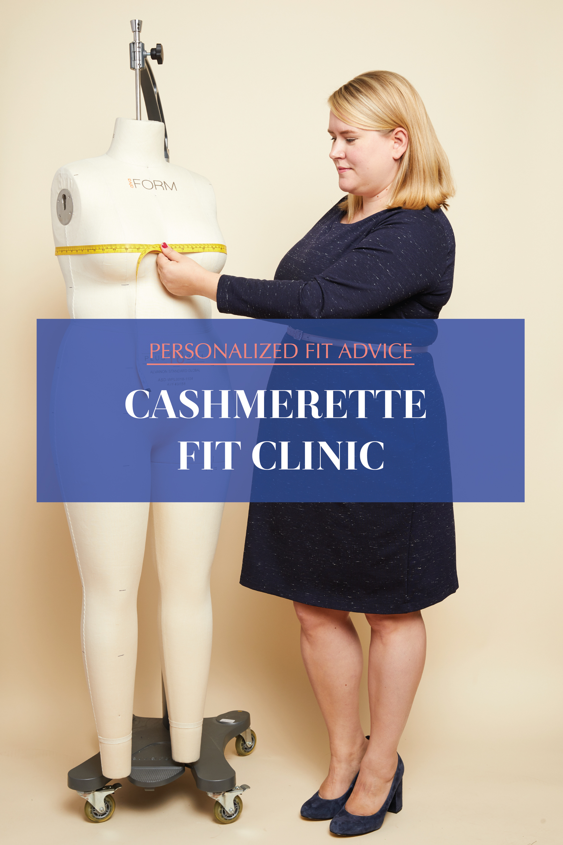 Cashmerette Fit Clinic