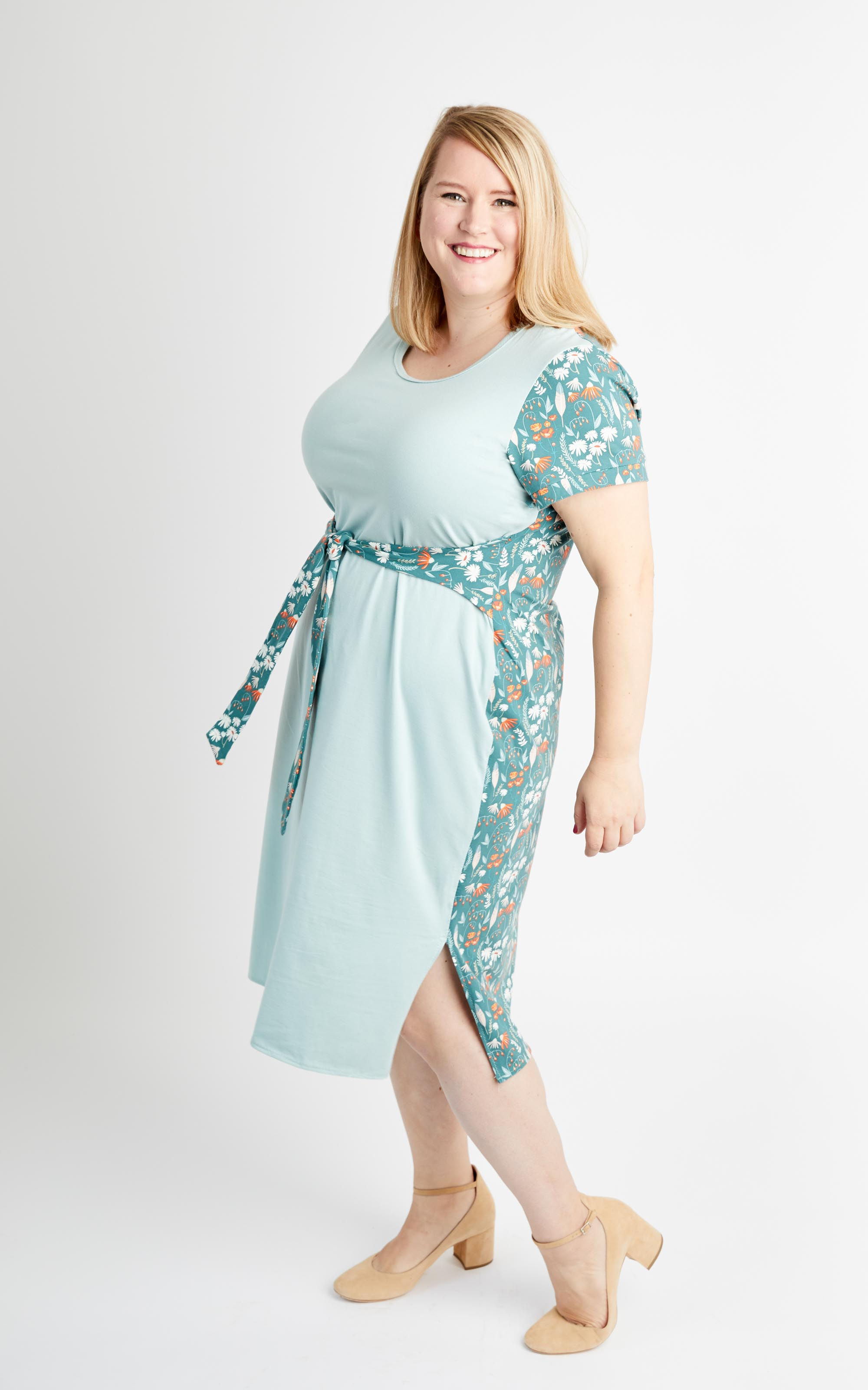 Cashmerette Pembroke Dress & Tunic: curvy and plus size sewing pattern