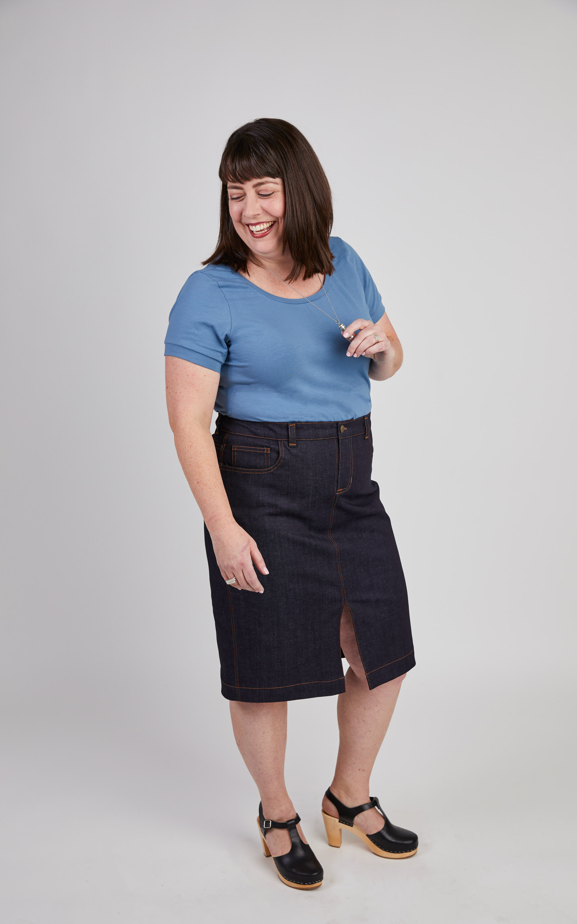 plus size skirt sewing pattern