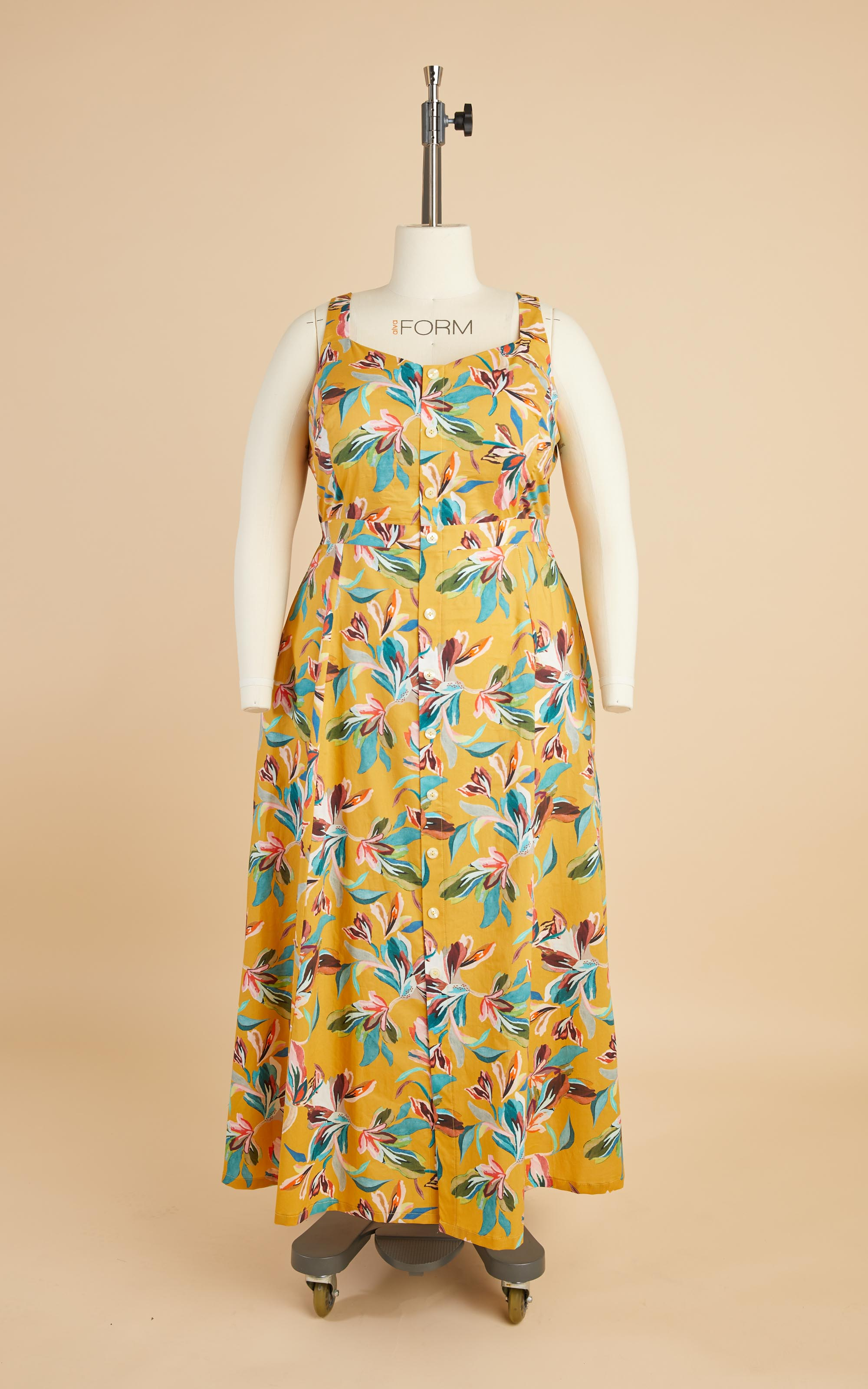 Cashmerette Holyoke Dress & Skirt Sewing Pattern